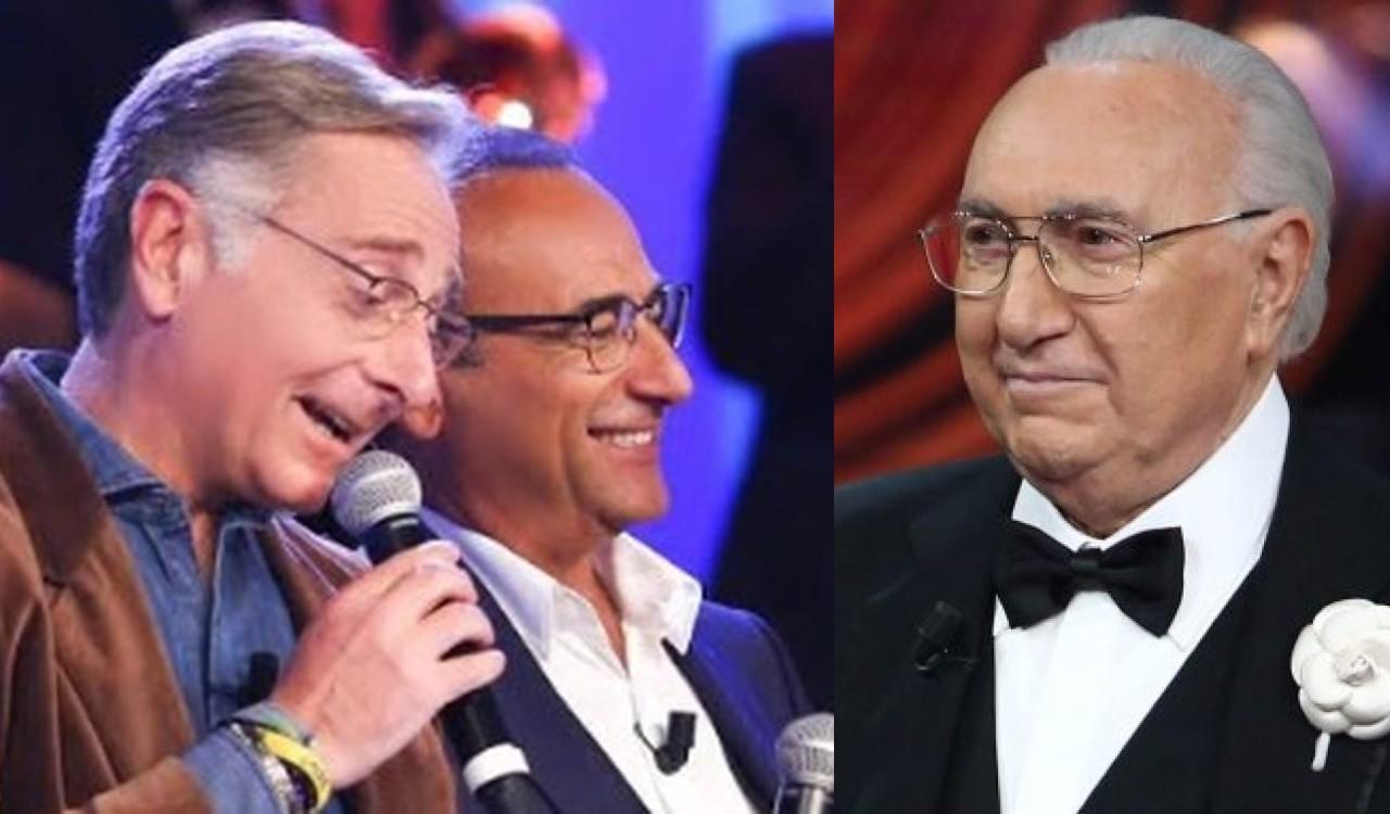 Pippo Baudo Paolo Bonolis Carlo Conti