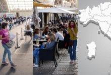 Zona bianca due italiani su tre 14 giugno 2021