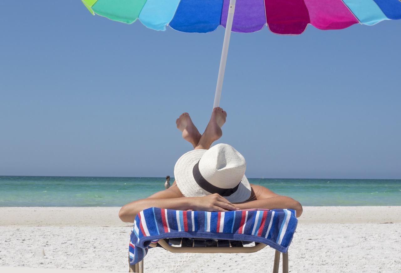 regole in spiaggia