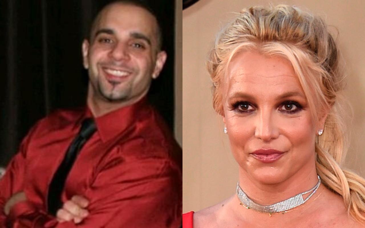 Britney Spears Sam Lutfi