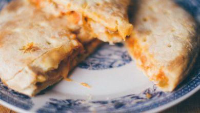Focaccia prosciutto mozzarella