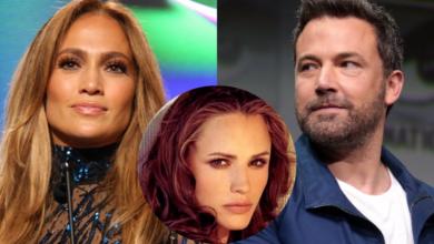 Jennifer Lopez Ben Affleck e Jennifer Garner