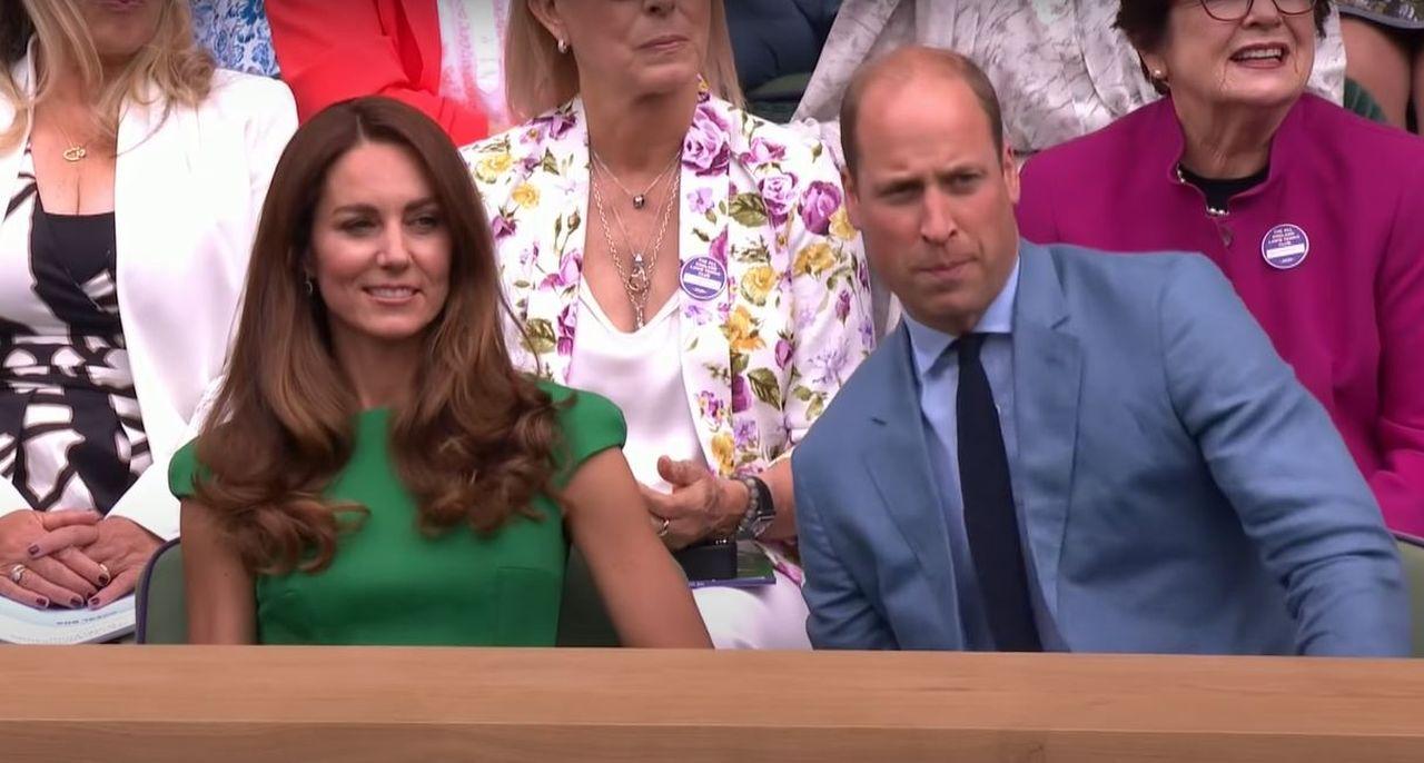 Kate Middleton William Wimbledon