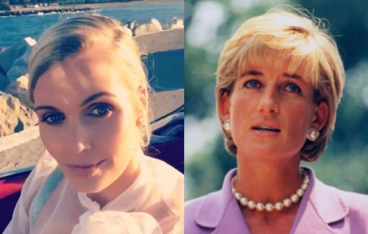 Kitty Spencer Lady Diana