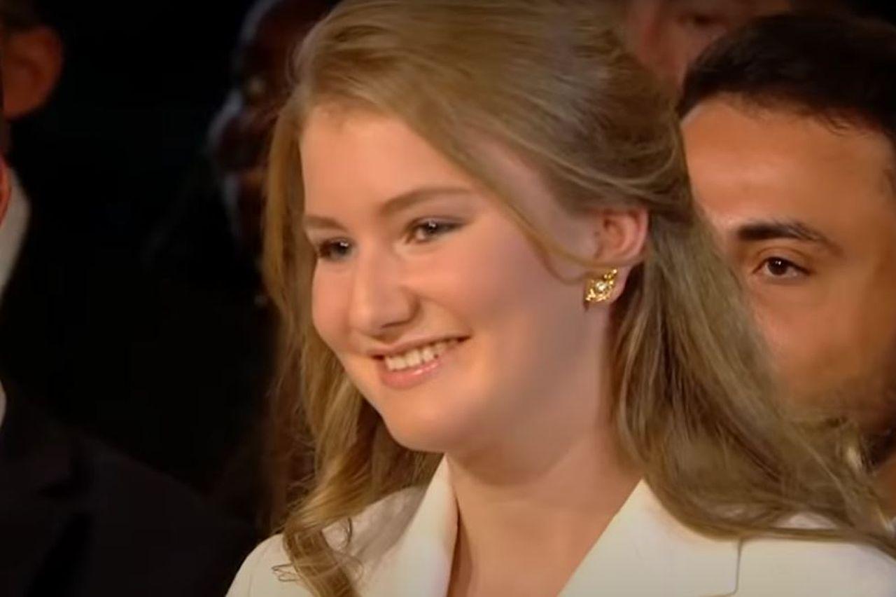 Principessa Elisabetta Belgio