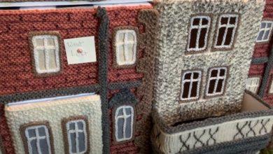 Knitted Sandringham