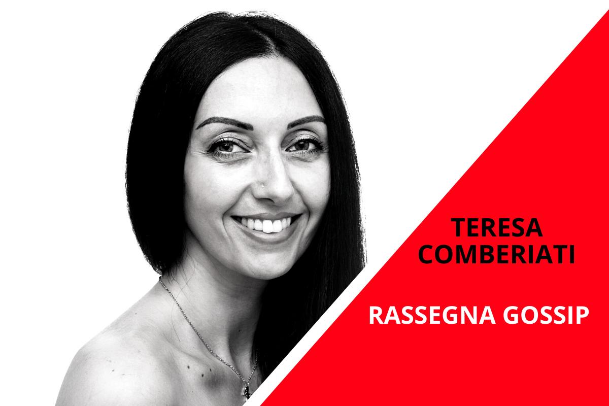 Teresa Comberiati Rassegna Gossip Agossto