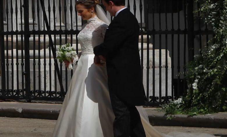 Don Jaime Borbone royal wedding