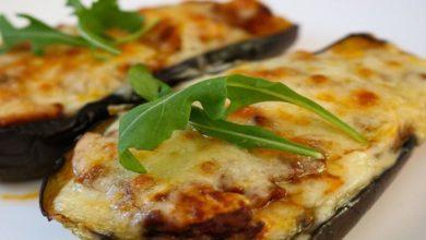 Melanzane ripiene forno siciliana