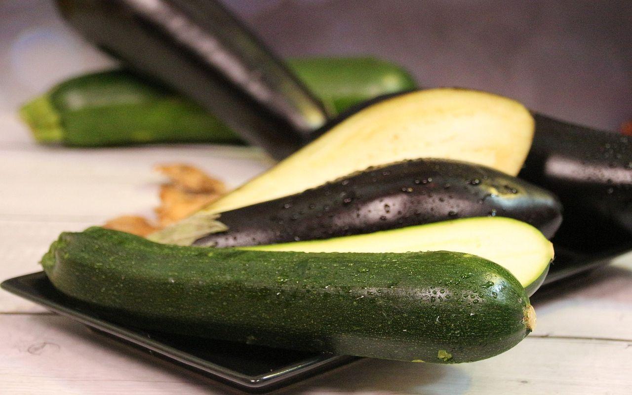 Melanzane zucchine involtini ricetta