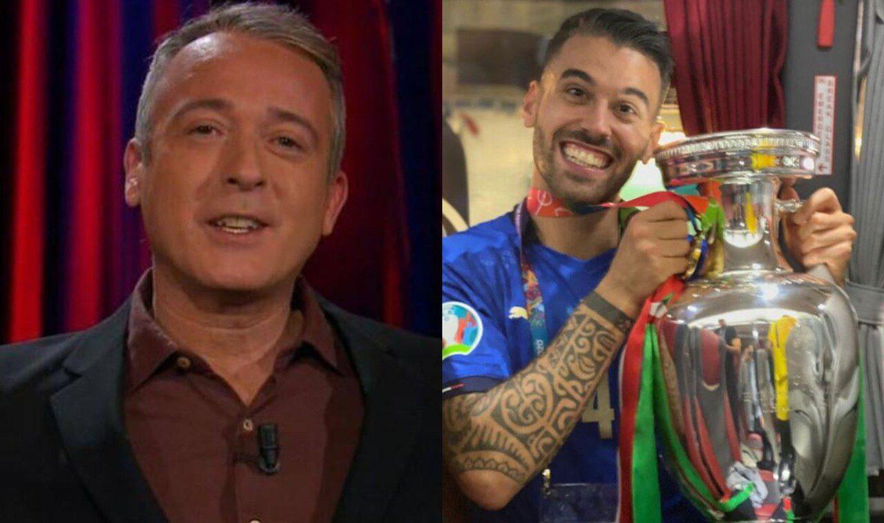 Pierluigi Diaco Leonardo Spinazzola