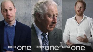 Principe Filippo documentario BBC Carlo William Harry