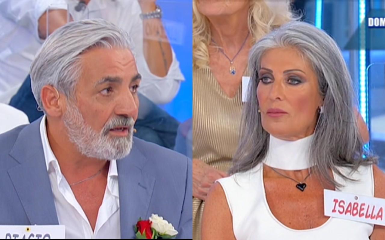 Uomini e Donne Isabella Biagio