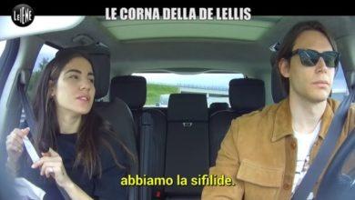 Giulia De Lellis scherzo Le Iene